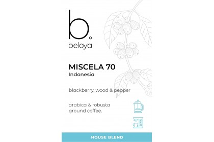 House Blend | Miscela 70 | 500g